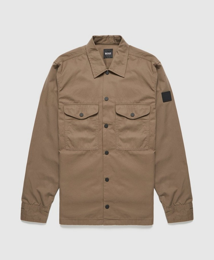 BOSS Lovel 7 Button Overshirt