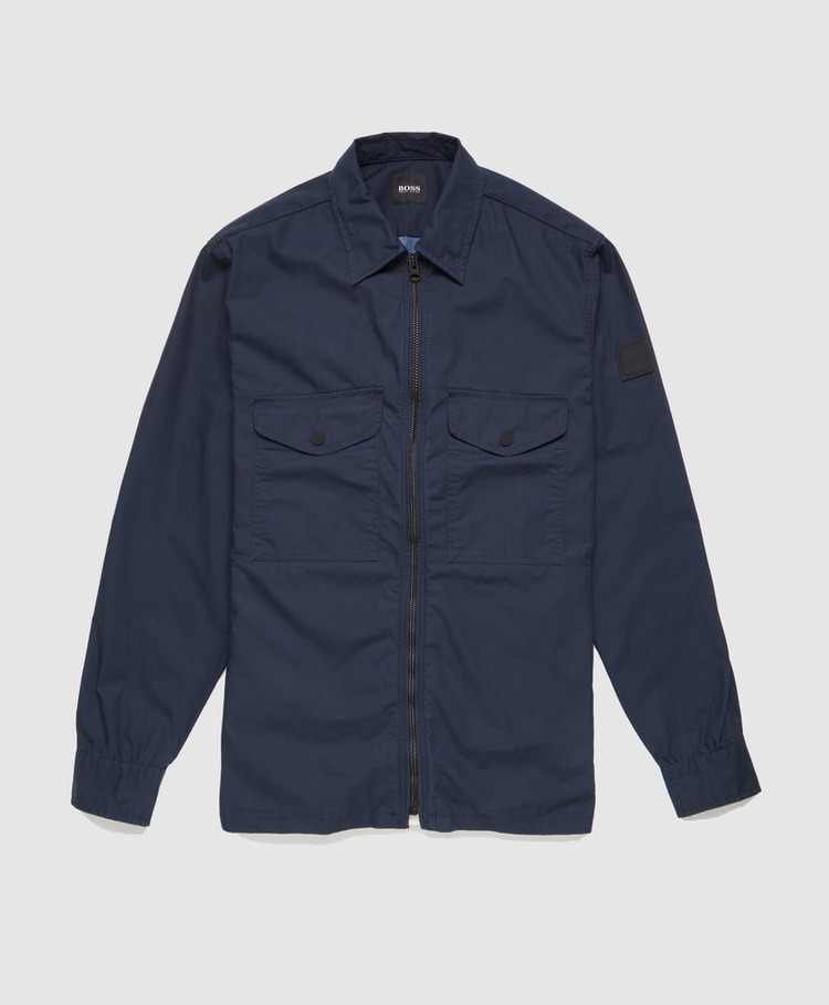 BOSS Lovel 7 Zip Overshirt