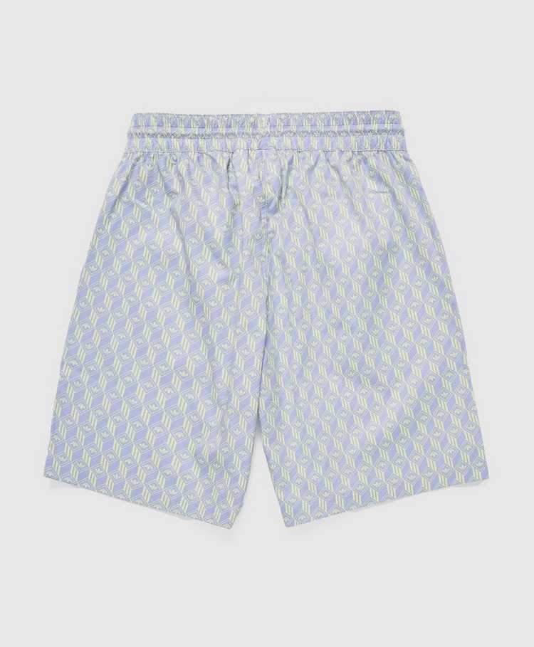 adidas Originals Monogram Print Shorts