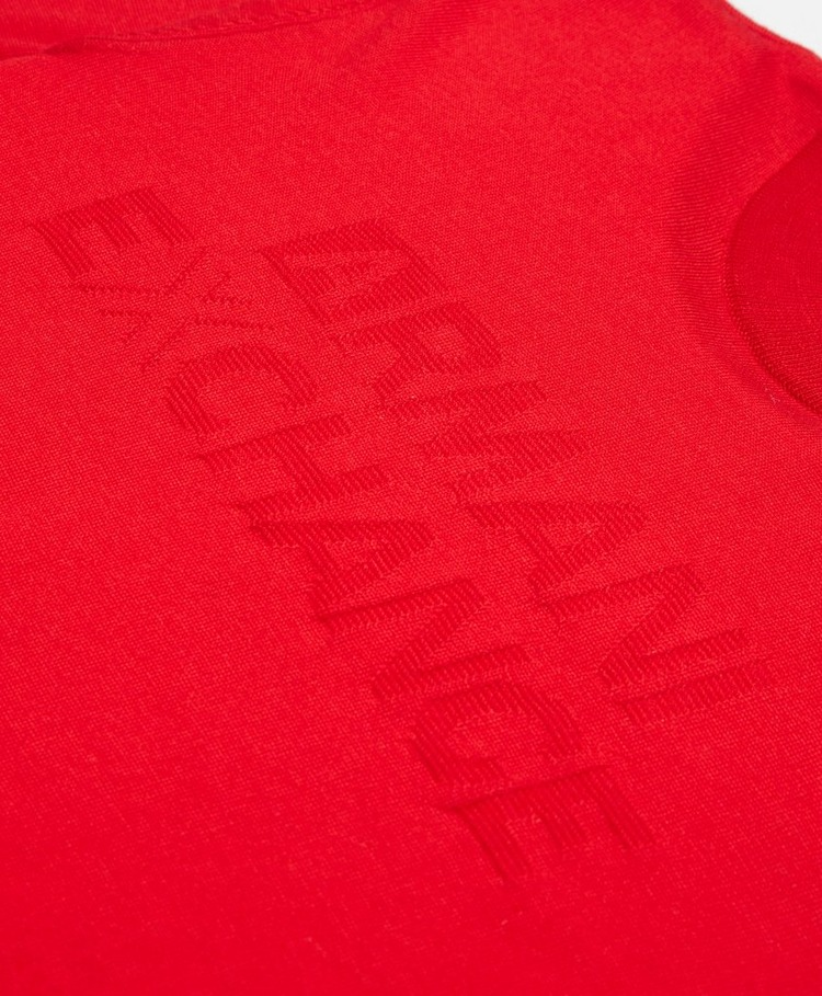 Armani Exchange Jacquard Knitted Jumper