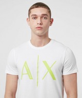 Armani Exchange Textured Logo T-Shirt