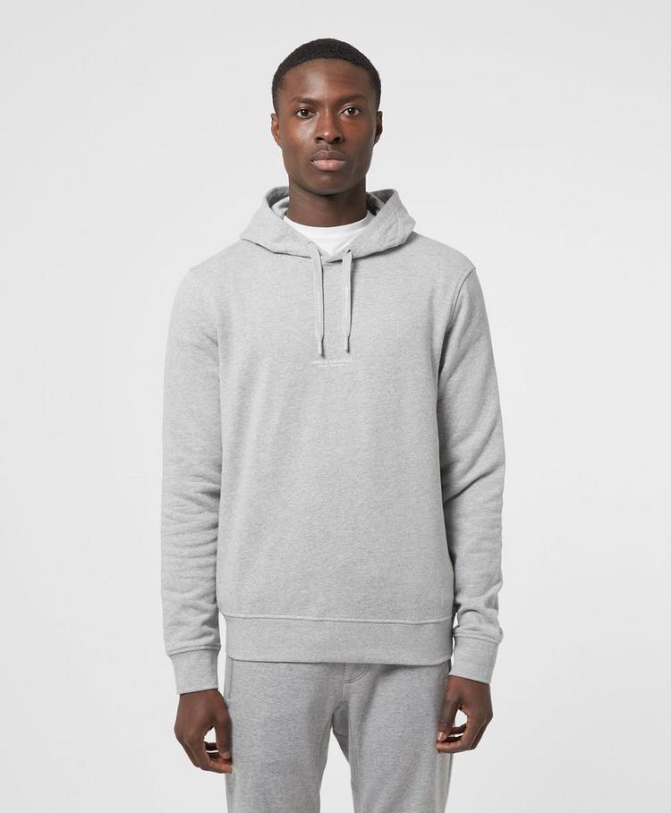 Armani Exchange Back Logo Hoodie