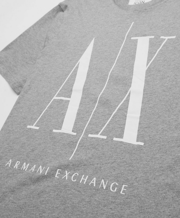 Armani Exchange Icon Big Logo T-Shirt