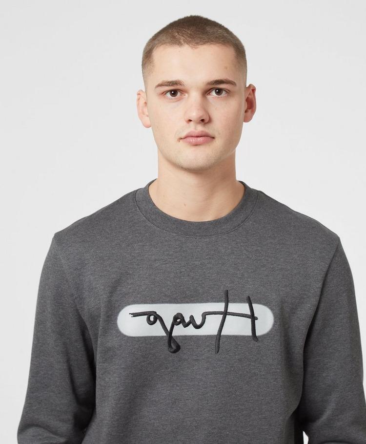 HUGO Dicago Central Logo Sweatshirt