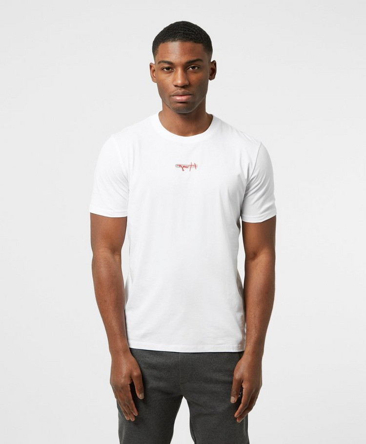 HUGO Durned Central Logo T-Shirt