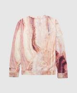 HUGO Marble Sweatshirt