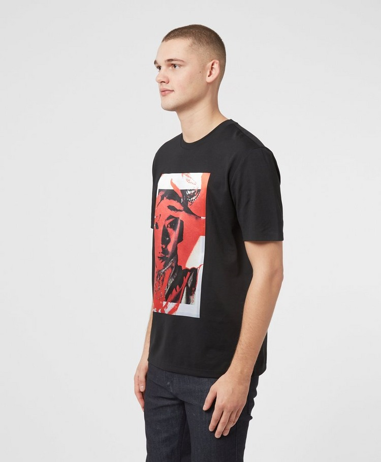 HUGO Dangur Face T-Shirt
