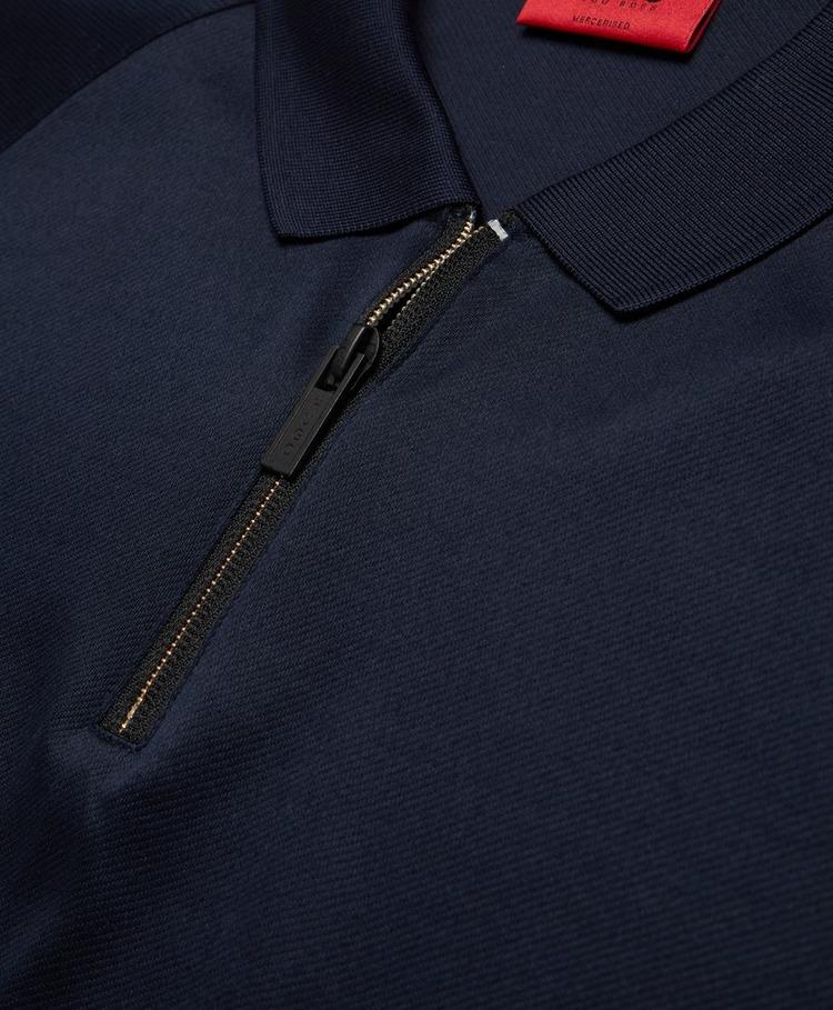 HUGO Dapir Zipplo Polo Shirt