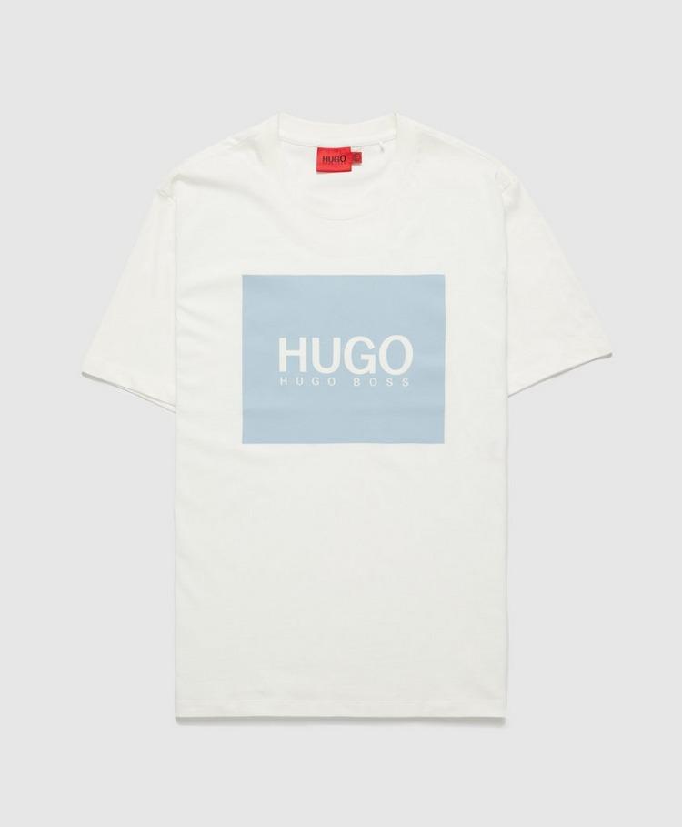 HUGO Dolive Centre Square T-Shirt