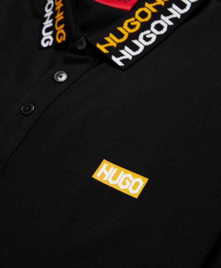 HUGO Damago Tape Polo Shirt