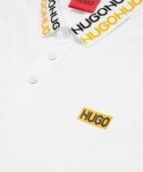 HUGO Damago Tape Polo Shirt
