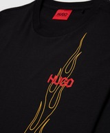 HUGO Flame Vertical T-Shirt