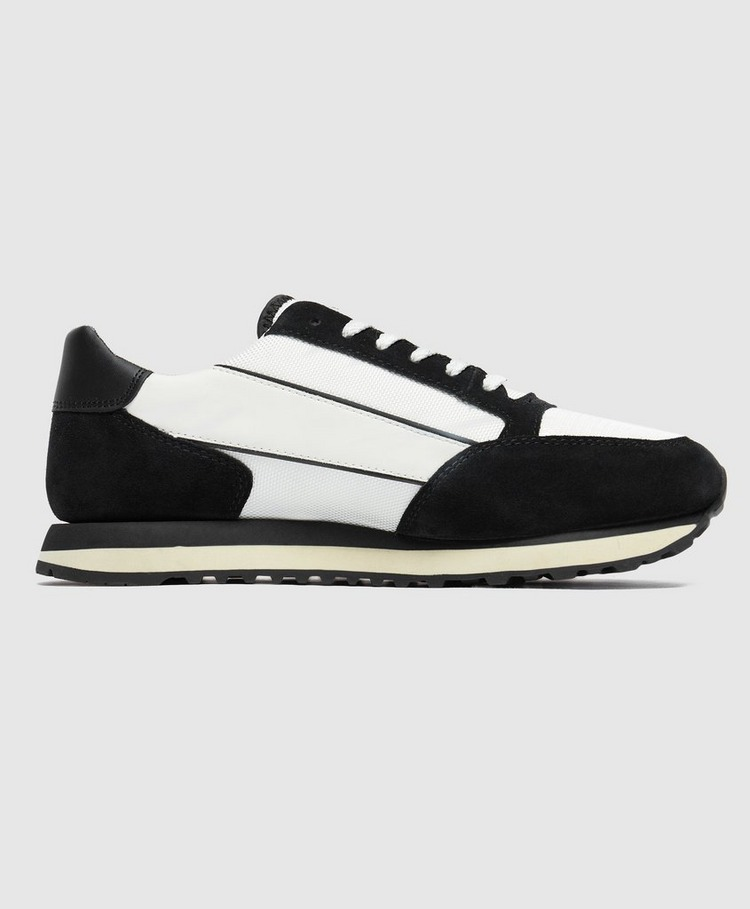 Armani Exchange Suede Trainers