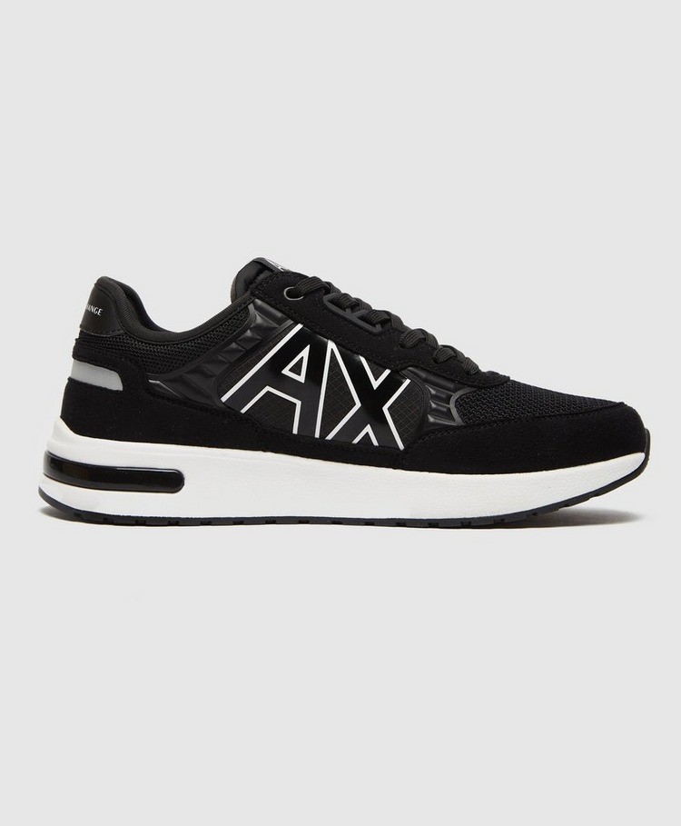 Armani Exchange Big AX Logo Trainers