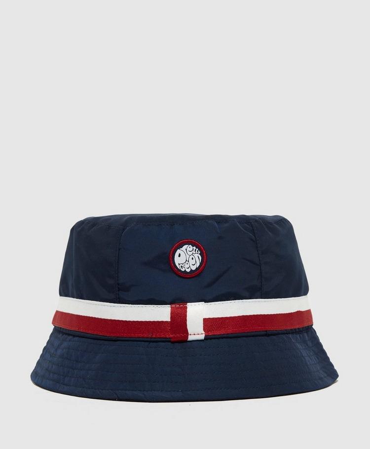 Pretty Green Tilby Stripe Bucket Hat