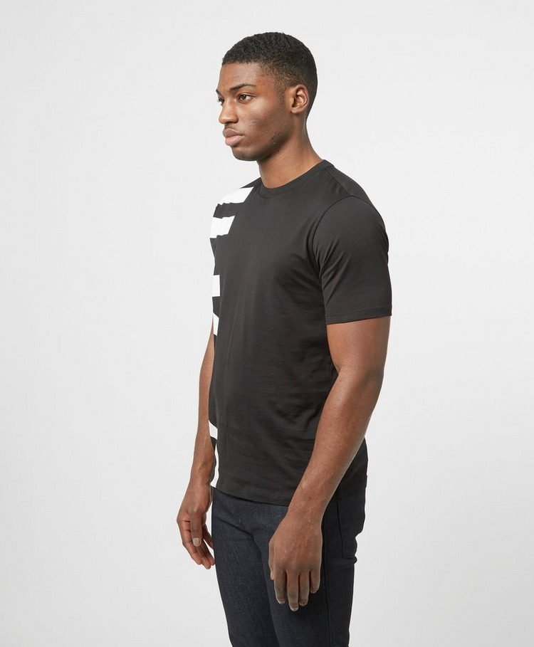 HUGO Daws Vertical Logo T-Shirt