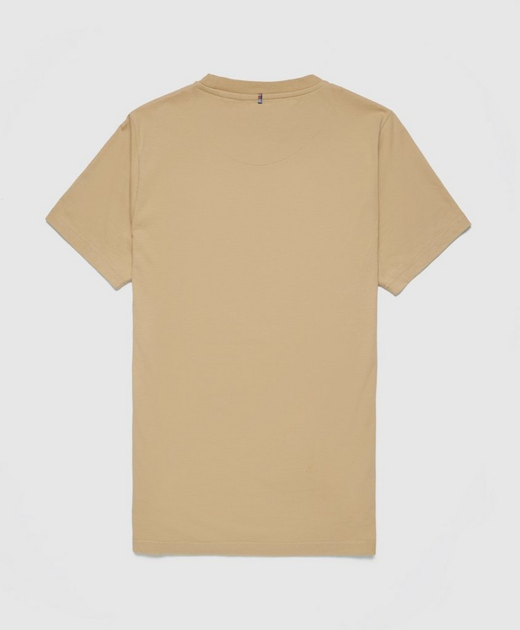 Pretty Green Record Print Logo T-Shirt - Exclusive