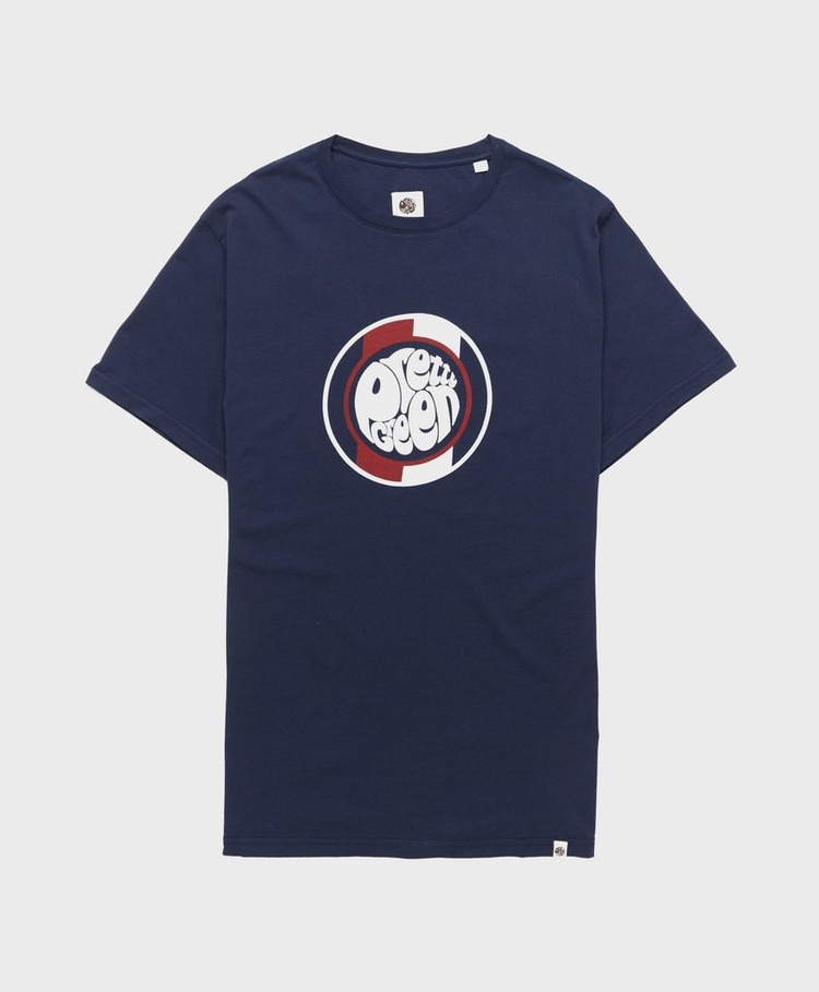 Pretty Green Tilby Circle Print T-Shirt