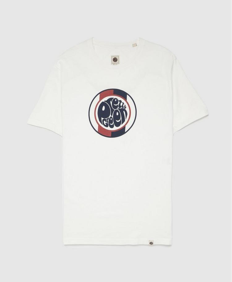 Pretty Green Tilby Circle Print T-Shirt