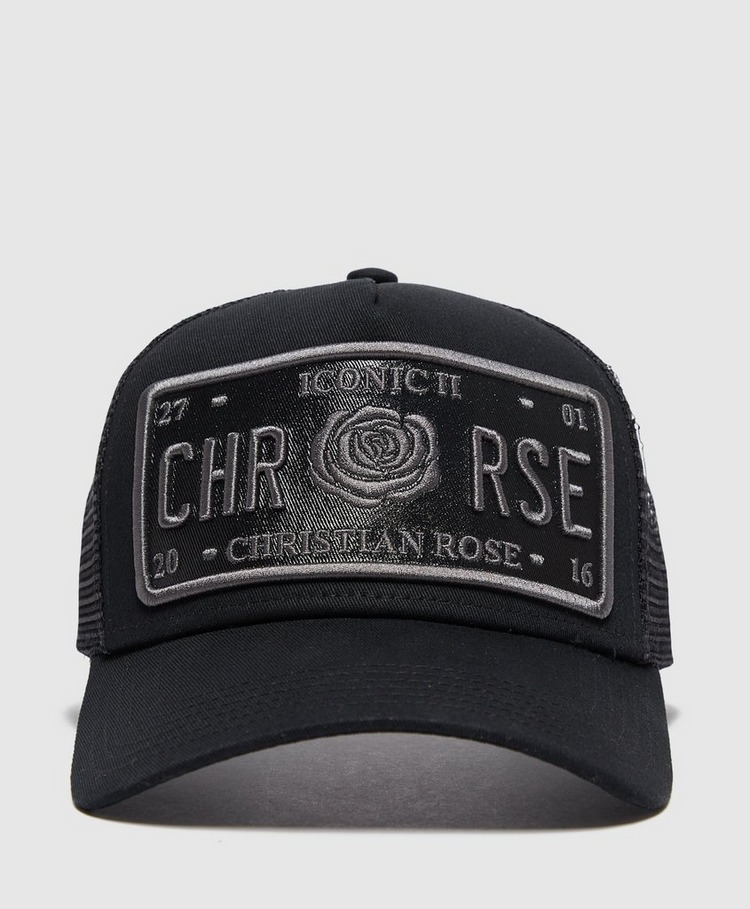Christian Rose Iconic Vinyl Cap