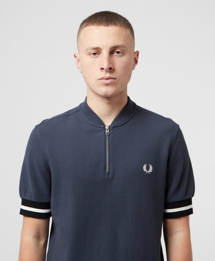 Fred Perry Tipped Cuff Polo Shirt