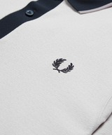 Fred Perry Crepe Jersey Polo Shirt