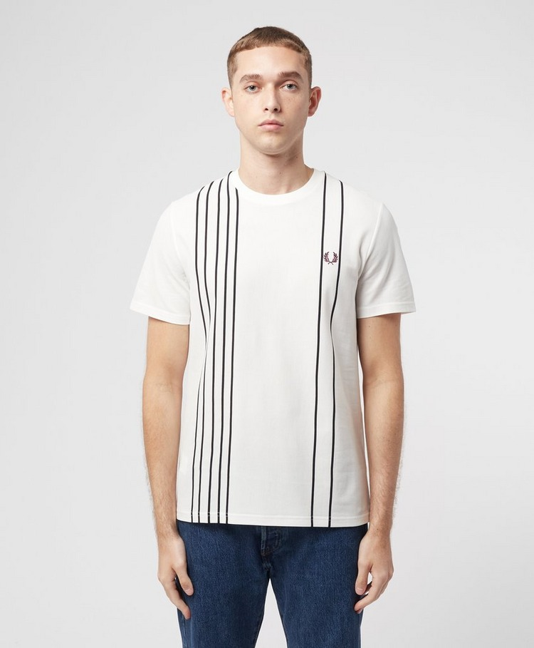 Fred Perry Refined Stripe T-Shirt