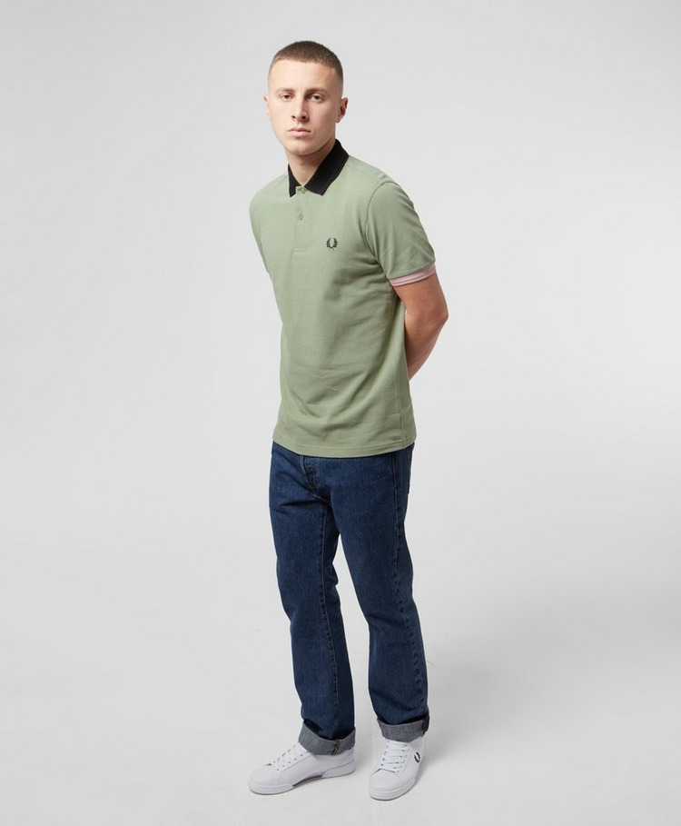 Fred Perry Contrast Trim Polo Shirt