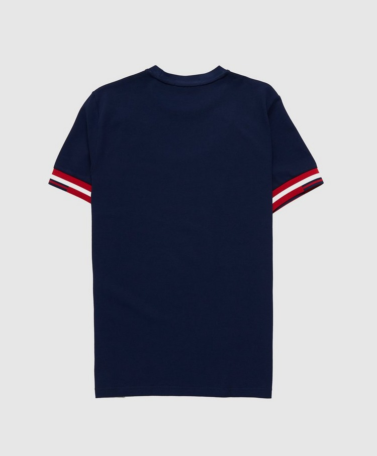 Fred Perry Abstract Cuffs T-Shirt