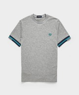 Fred Perry Abstract Cuff T-Shirt