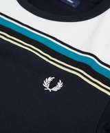 Fred Perry Chest Panel T-Shirt