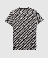 Calvin Klein Jeans All Over Print Diagonal T-Shirt