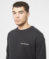 Calvin Klein Jeans Monogram Crew Sweatshirt