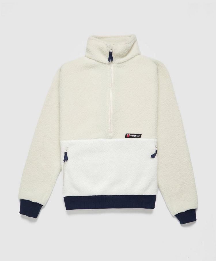Berghaus Polar Fleece 90 Half Zip Sweatshirt