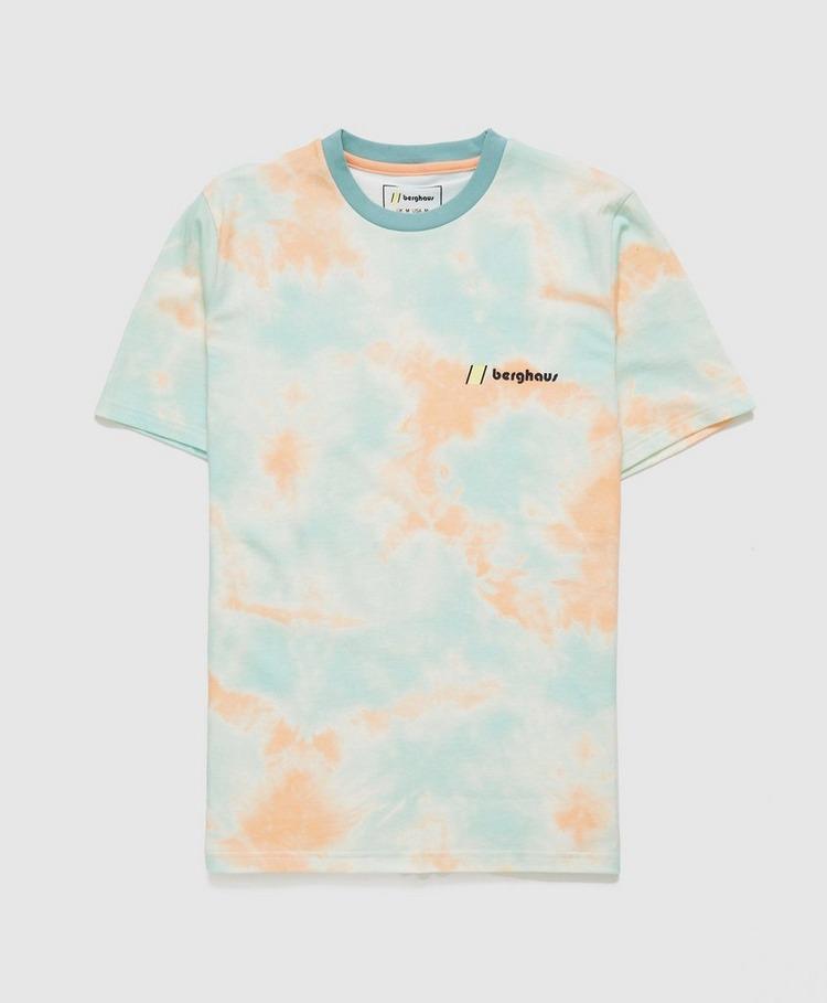 Berghaus Front & Back Tie Dye T-Shirt