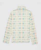 Berghaus Prism Print Trango Half Zip Sweatshirt