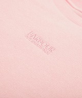 Barbour International x Sam Fender Centre Logo Sweatshirt - Exclusive