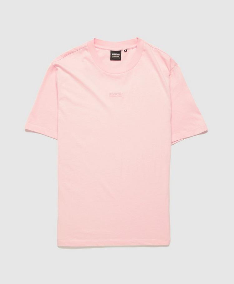 Barbour International x Sam Fender Centre Logo T-Shirt