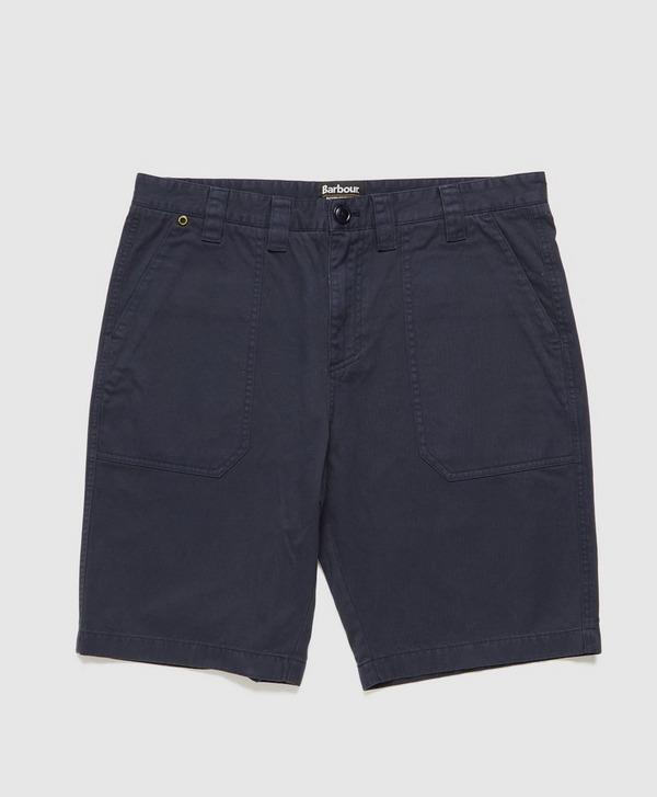 Barbour International x Sam Fender Patch Shorts - Exclusive