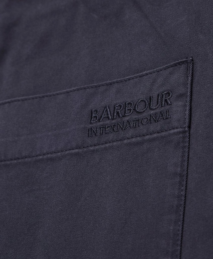 Barbour International x Sam Fender Patch Shorts - Exclusive