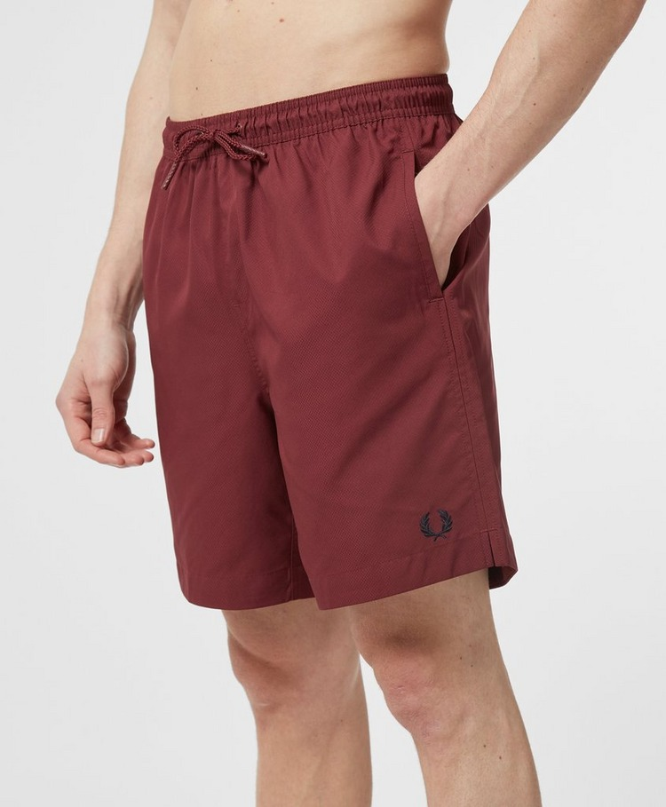 Fred Perry Textured Swim Shorts