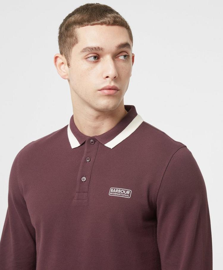 Barbour International Engine Polo Shirt