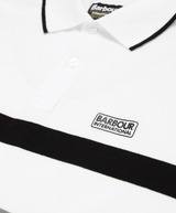 Barbour International Clax Strip Polo Shirt
