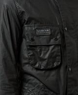 Barbour International Slim Wax Jacket