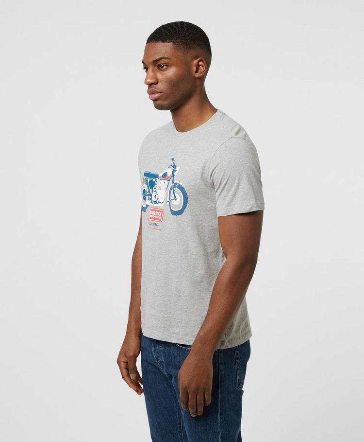Barbour International Steve McQueen Indiana T-Shirt