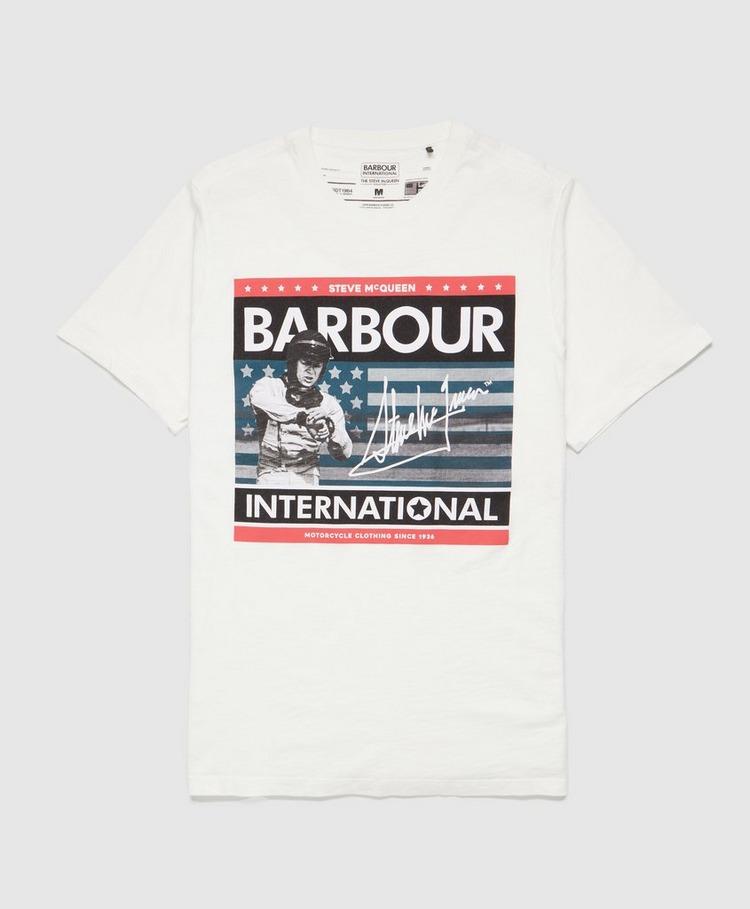 Barbour International Steve McQueen Time T-Shirt