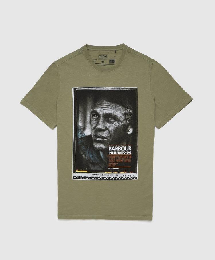 Barbour International Steve McQueen Hero T-Shirt