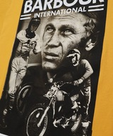 Barbour International Steve McQueen Combo T-Shirt