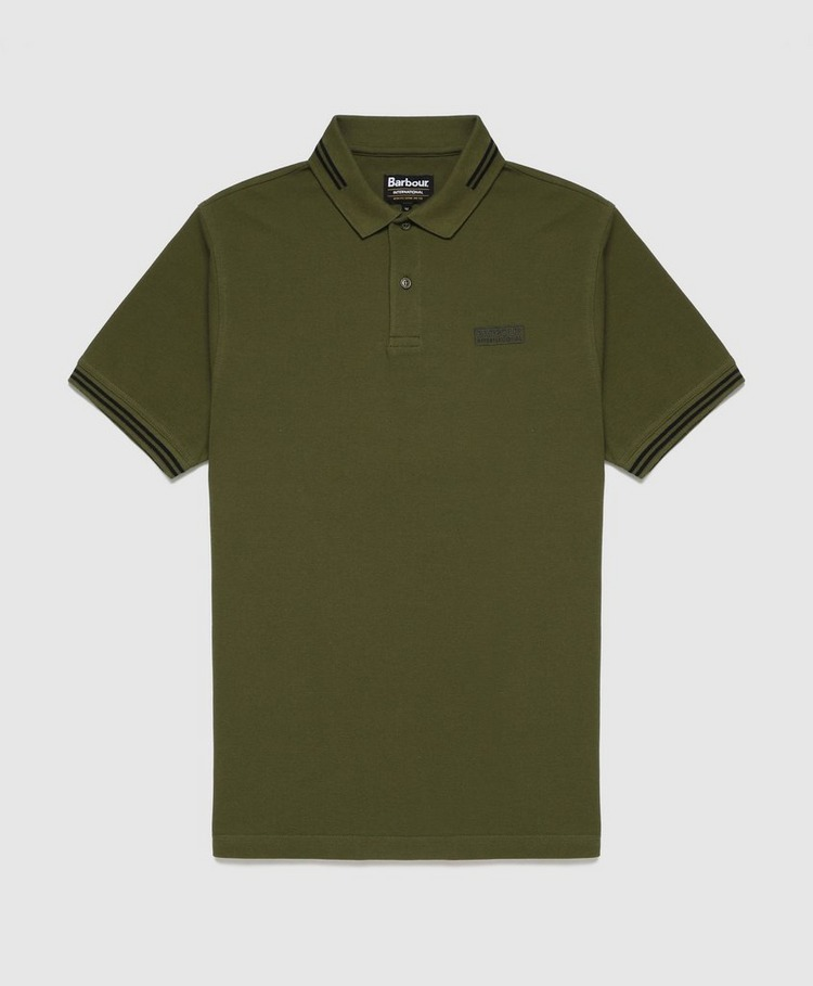 Barbour International Essential Tipped Vintage Polo Shirt