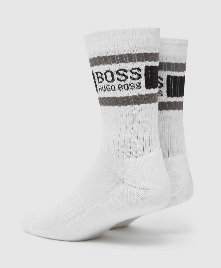 BOSS Sport Ribbed Socks